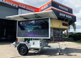 P16 Solar Trailer (T2) - Full colour 2240x1120mm screen